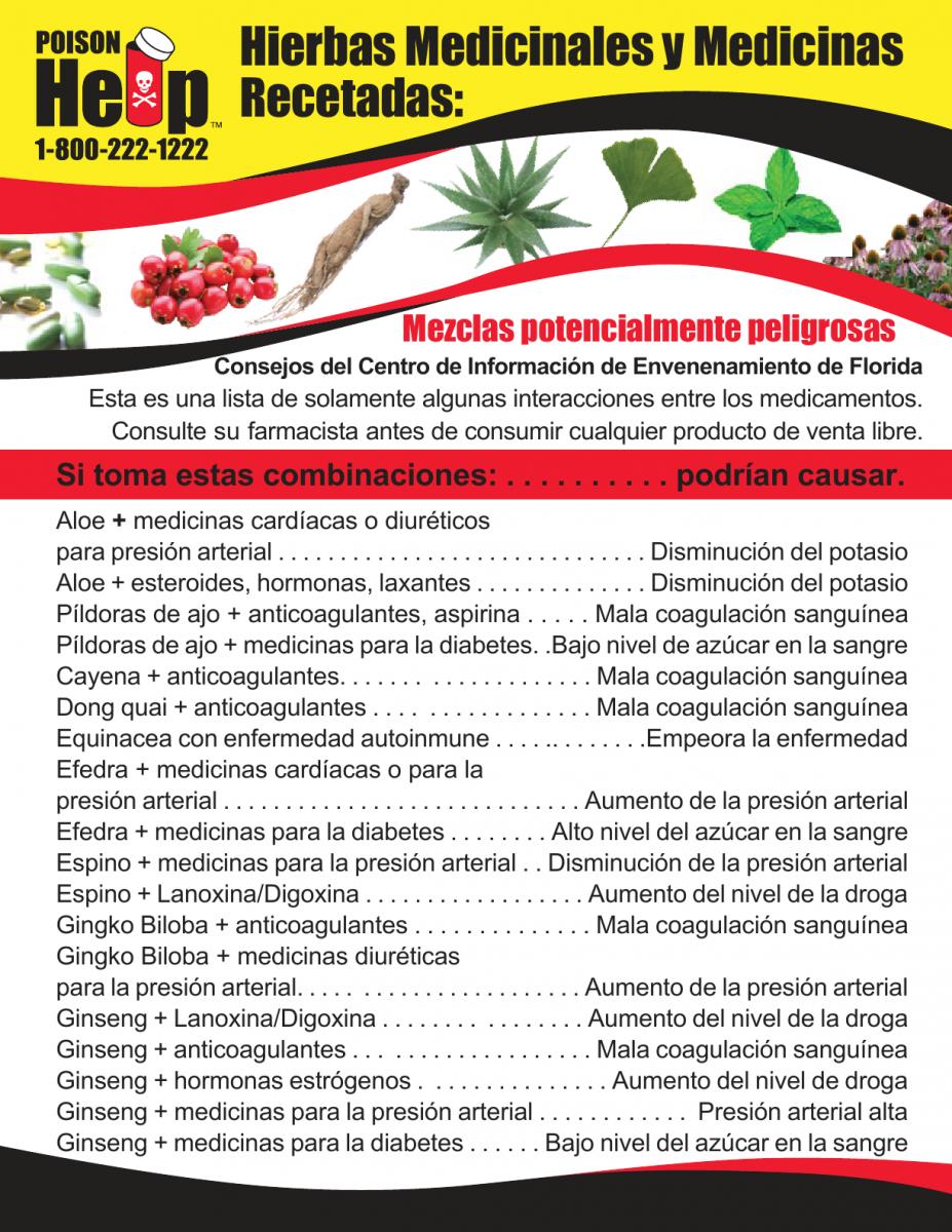 Hierbas medicinales y medicinas recetadas mezclas for Mezclas de plantas medicinales